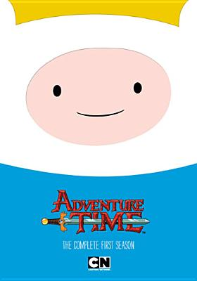 ADVENTURE TIME:COMPLETE FIRST SEASON BY ADVENTURE TIME (DVD)