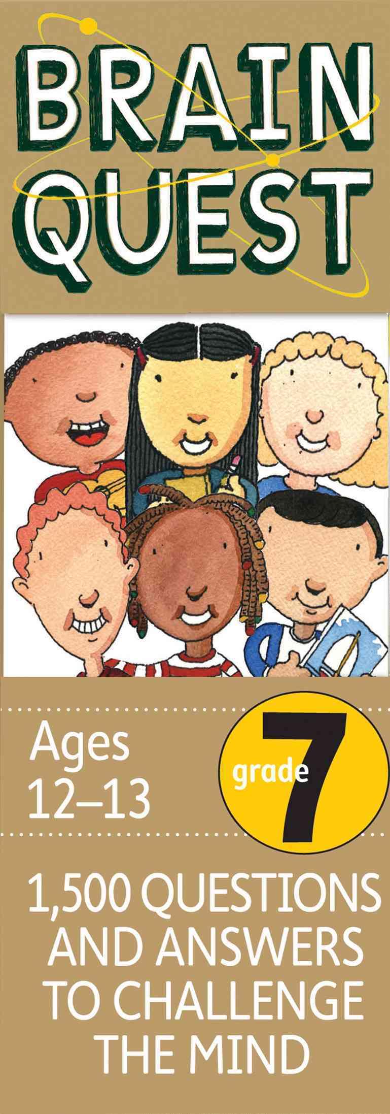 Brain Quest Grade 7 By Feder, Chris Welles/ Bishay, Susan